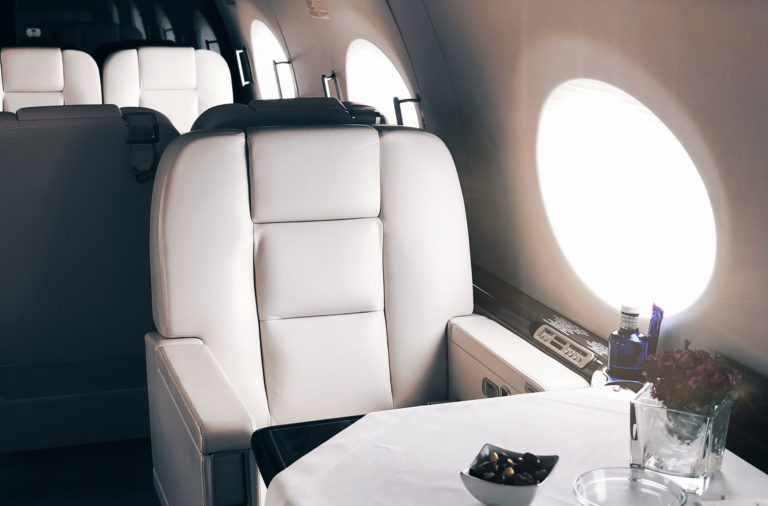Luxury Charter Services